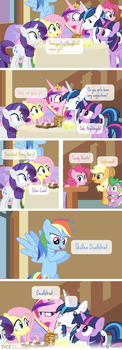 Comic Block: EfCE Episode 18 (Baby Names) by dm29