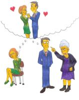 Edna and Seymour by Violeta960