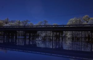 A Bridge over the Pascagoula by Daemare