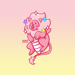 Cotton Candy Baby by faundly