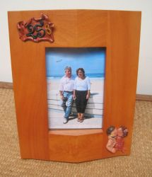 25th Anniversary Frame by Sompy-Stuff