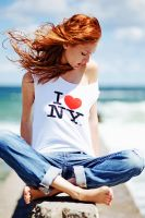 I love NY by Katarinka
