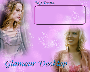 Glamour Desktop by PiccolaPoce