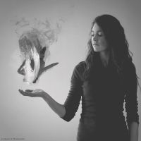 Creativity Is Within My Grasp by Lilliva-Dast