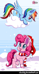 Listen, The Snow Is Falling by CloudDG