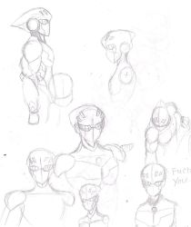 Exo Sketches by heavy147
