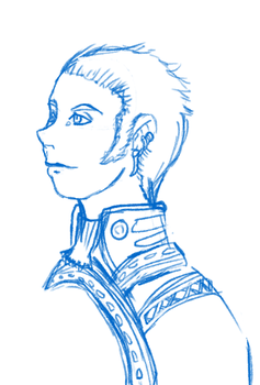 Balthier by DigitalArcadia