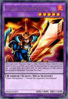 DKMR-EN009 - Flame Swordsman by BT-YGO
