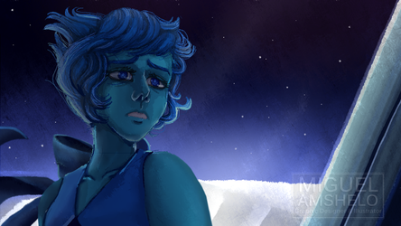Lapis Lazuli - Can't Go Back by miguel-amshelo