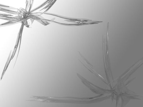 Glass Abstract by Maullasses