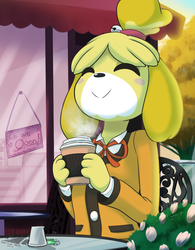 Isabelle - Early Morning by Sol-Lar-Bink