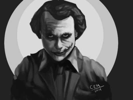 Joker by CoreyMcCourt