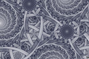 Escher's Dream by ClaireJones