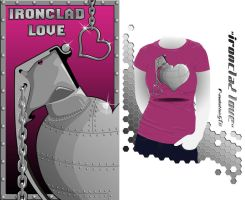 Ironclad love by R-evolution-GFX