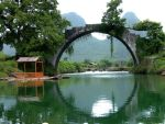 The Ladies Bridge on Yulong He by Iancaus2001