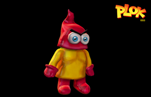 3d Plok by Matylly