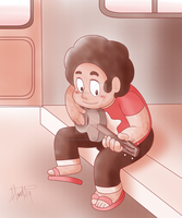 The people of this world believe in Steven by SoVeryUnofficial