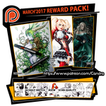 March Rewards by Candra