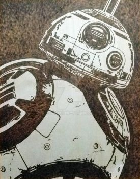 BB-8 by 9FIVE7