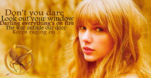 Taylor Swift Safe and Sound by TheFearlessChick