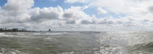 On the Rocks - Panorama - Detail 2 by DanielleDucrest