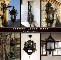 Street Lights Pack by ALP-Stock