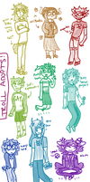 Fantroll adopts [CLOSED] by Phishfry