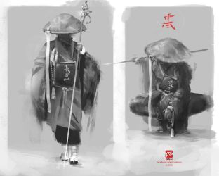 20150806 Monk Psdelux by psdeluxe