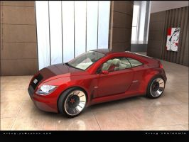 audi concept by Ertugy