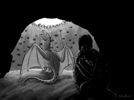 Mourning the loss of a Legend by bronze-dragonrider