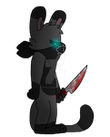 ~You cant fail if you dont try~ [Fursona] by Trudy-The-Wolf