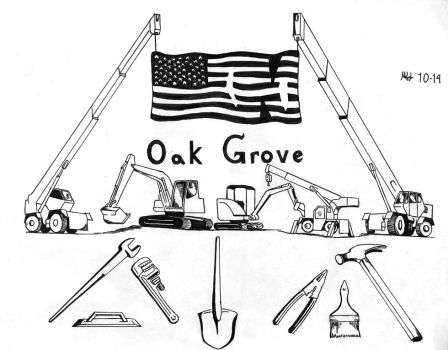 Oak Grove Crafts by DragonWolfACe