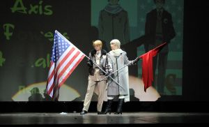 RussAme defile Anistage 2011 by Megane-Saiko