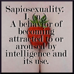 Sapiosexual by cedarlili
