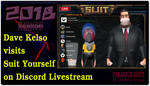 PSEC 2018 Dave Kelso visits Suit Urself on Discord by paradigm-shifting