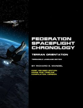 Federation Spaceflight Chronology (archive) by DigitalExplorations