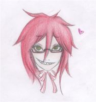 Grell by Tokuberry