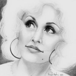 Dolly Parton by LackadaisicalCat