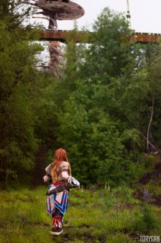 Aloy - Horizon Zero Dawn by Lumacosplay