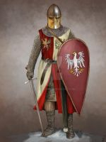 Polish Knight by JLazarusEB