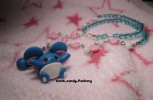 Marill necklace