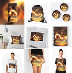 MY REDBUBBLE STORE - LINK IN DESCRIPTIONS by ryky