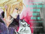 Don't Wake Me by kirstenmarquisart