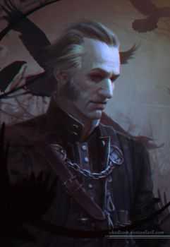 Regis by shalizeh