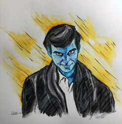 Hello, Norman Bates by leviticusprime