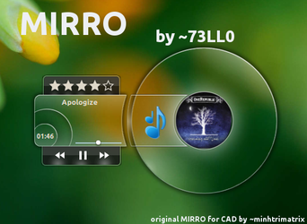 Mirro for CoverGloobus by 73LL0