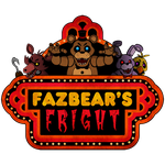 Five Nights at Freddy's Fazbear's Fright Logo by kaizerin