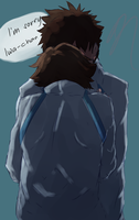 okay but not okay iwaoi by Nashazie