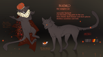 ALUCARD REFERENCE SHEET 2013 by arucarrd