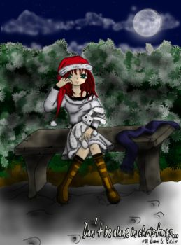 Don't be alone in Christmas by CCSakuweb